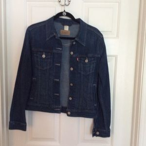 The Classic Levi's Jean Jacket.